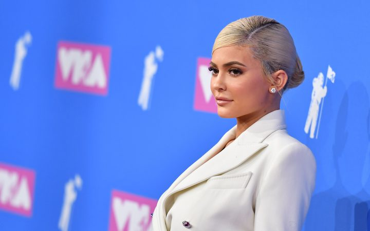 TV personality Kylie Jenner attends the 2018 MTV Video Music Awards at Radio City Music Hall on August 20, 2018 in New York City.