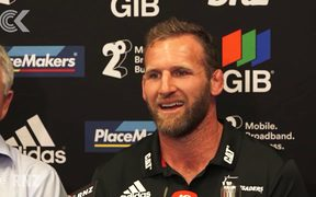 Kieran Read to leave All Blacks to play in Japan