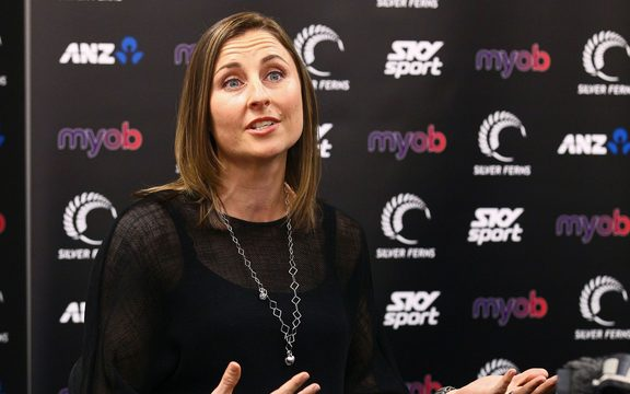 Netball NZ CEO Jennie Wyllie determined to commemorate NZ's centenary netball year