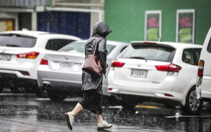 Severe weather warning issued for parts of the country