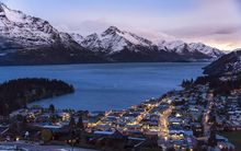 Queenstown is one of the country's most expensive places to live.