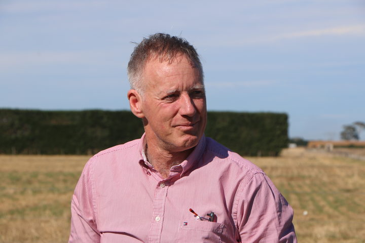 Omega Lamb Project general manager Mark Williamson