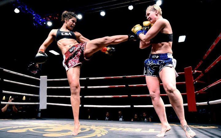 NZ's rich MMA history unfolding on world stage | RNZ News