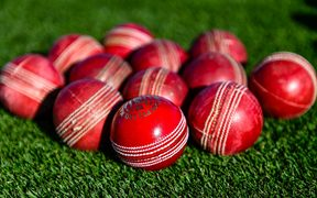 Balls during Day1 of the Second International Cricket Test match, New Zealand V England, Hagley Oval, Christchurch, New Zealand, 30th March 2018.Copyright photo: John Davidson / www.photosport.nz