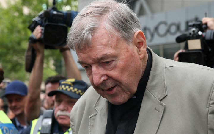 Cardinal George Pell Sentenced To Six Years In Prison