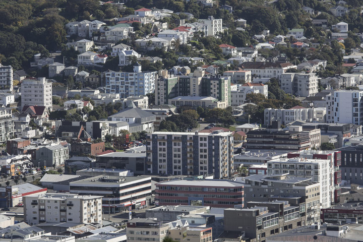 Housing in Wellington