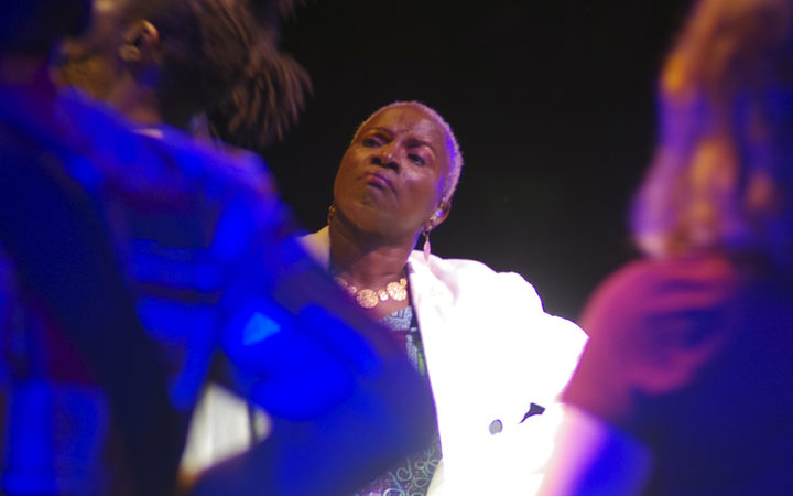 Angelique Kidjo at WOMAD 2019