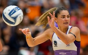 Northern Stars midcourter Temepara Bailey is making waves in the 2019 ANZ Premiership season