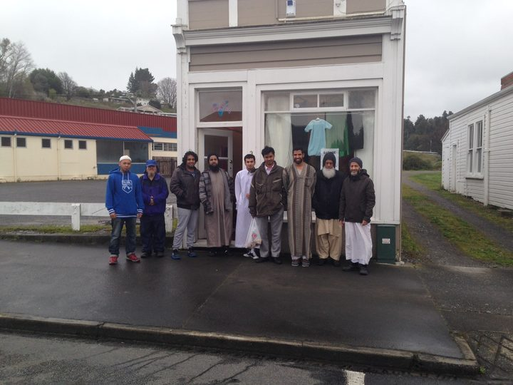 Ad-Deen Mosque and Islamic Centre in Taihape.