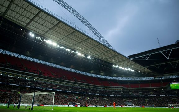 Wembley Stadium, London England.