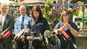 Various government departments are giving an update on their response to the Christchurch terror attacks.