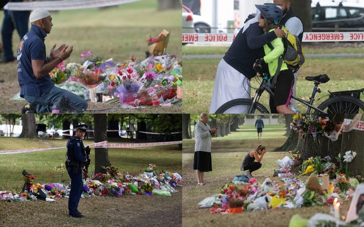 Five days after the terror attacks on two mosques in Christchurch, tributes and prayers are flowing for the fallen.