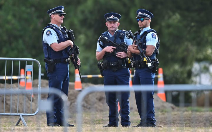 New Zealand's revises national security threat level to medium