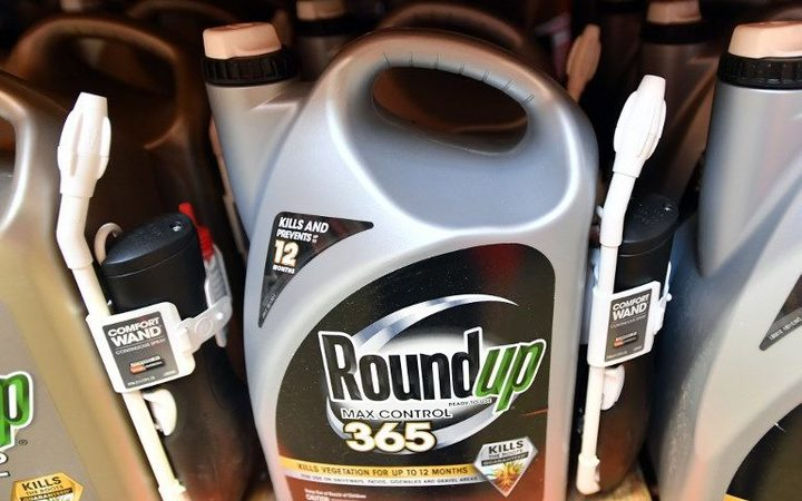 Jury Says Roundup Weed Killer Contributed To Man's Cancer
