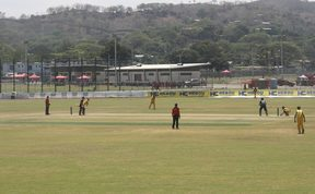 Amini Park is the home of cricket in Papua New Guinea.