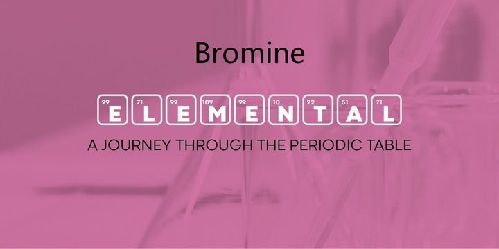 Bromine The Colour Purple And Poison Gas Rnz