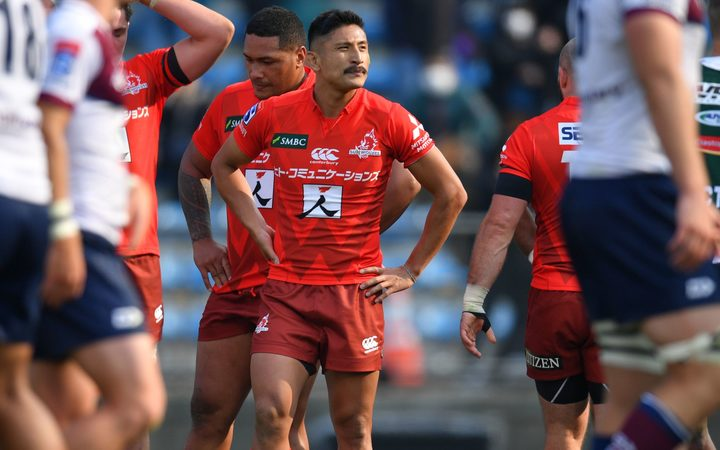 Sunwolves 'disappointed' to get Super Rugby chop