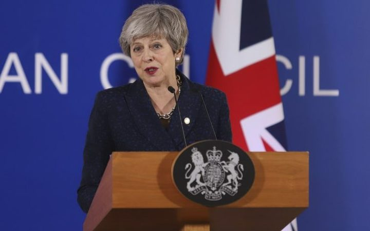The EU has agreed to postpone Brexit from next Friday and give UK Prime Minister Theresa May more time to get her withdrawal deal approved in Parliament.