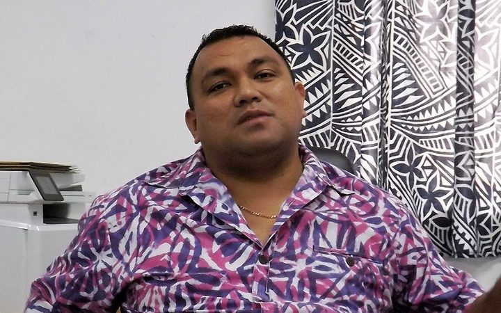 Samoa's Ministry of Justice and Courts administration chief executive officer, Papalii John Taimalelagi Afele