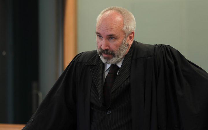 Malcolm Rewa lawyer Paul Chambers