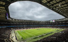 The RFU would have to possibly sell iconic Twickenham to make ends meet if England was relegated from the proposed Nations Championship.