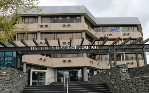 Hastings District Council building