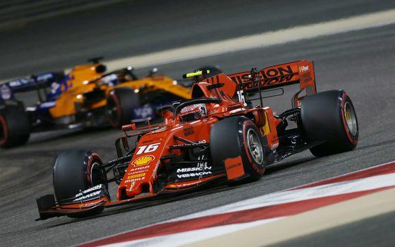©Photo4 / LaPresse 30/03/2019 Sakhir,巴林体育大奖赛一级方程式巴林2019年在图片中:资格赛,Charles Leclerc(MON)Scuderia Ferrari SF90