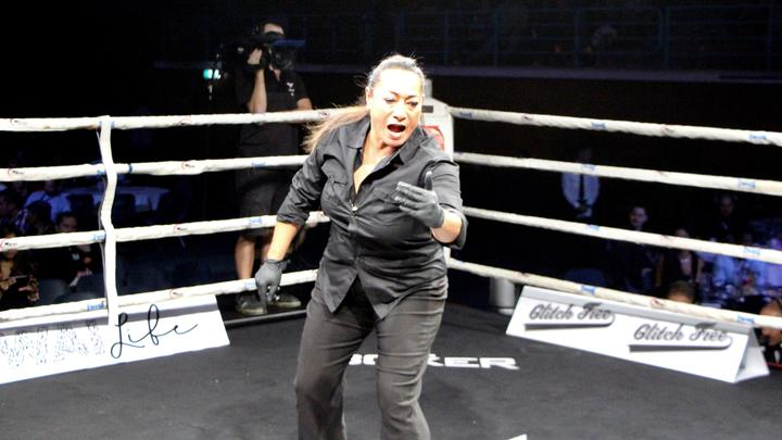 Kickboxing: King in the Ring's first female referee eyes up Olympics