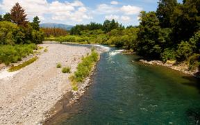 The Tongariro River