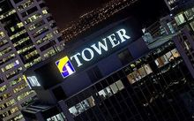 Tower Insurance sign