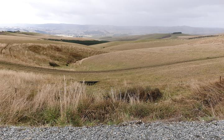 The usually lush Clutha Southland region is facing increasingly dry conditions.