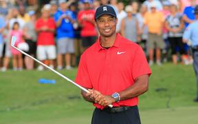 Augusta National Masters champion - Tiger Woods