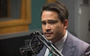 Simon Bridges defends National Party culture review - Morning Report