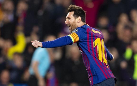 Ліонель Мессі забив два голи у перемозі