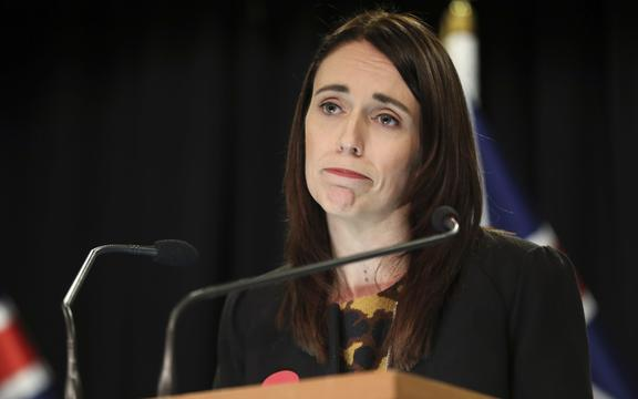 Prime Minister Jacinda Ardern announces that the CGT will not be introduced