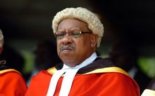 Papua New Guinea Judge Ere Kariko
