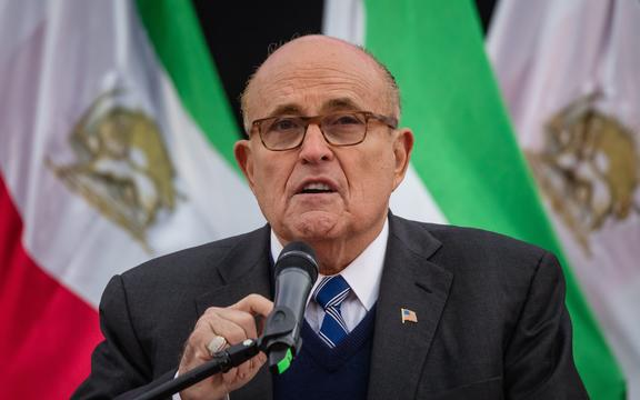 Rudy Giuliani one of Donald Trump's lawyers