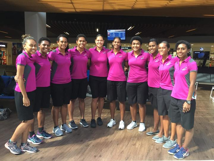 Sport: Fiji netballers seal series win over Singapore