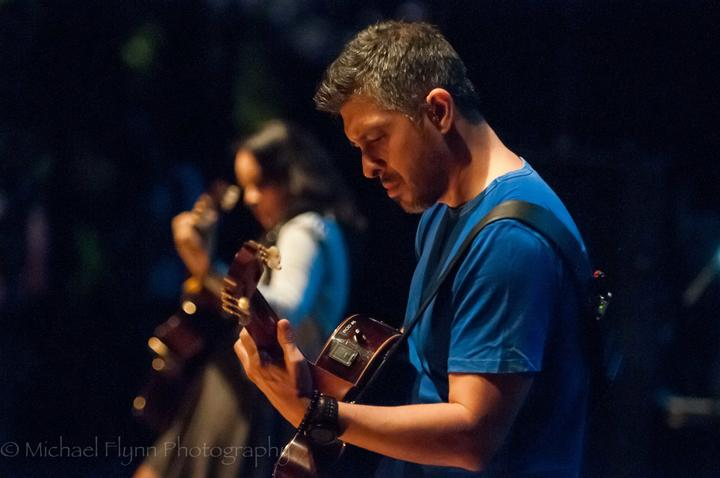 Rodrigo Y Gabriella at Womad 2018 - photo Michael Flynn