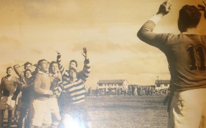 The birth of rugby in Japan: Conflicting claims