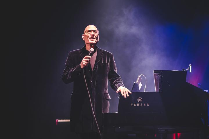 Mike Garson played piano for David Bowie on over 20 albums and 1000 live shows.
