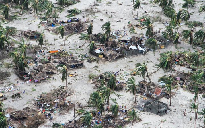 Cyclone wipes out entire villages in Mozambique, says UN