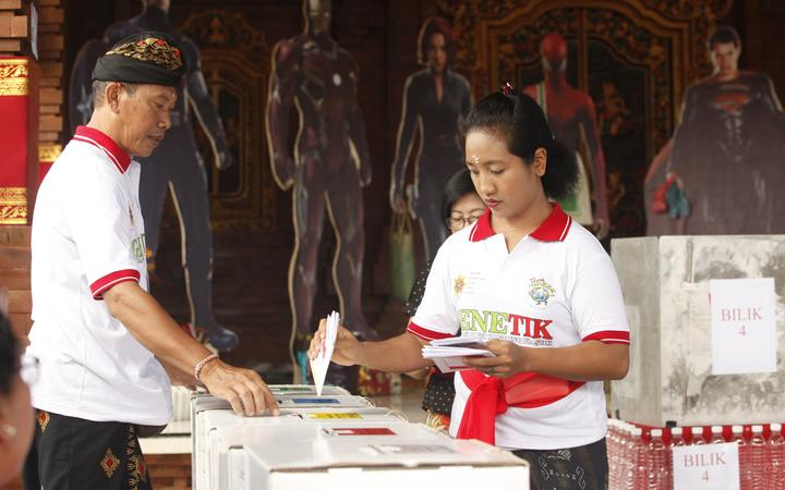 Hundreds die of EXHAUSTION after counting MILLIONS of Indonesian election ballots