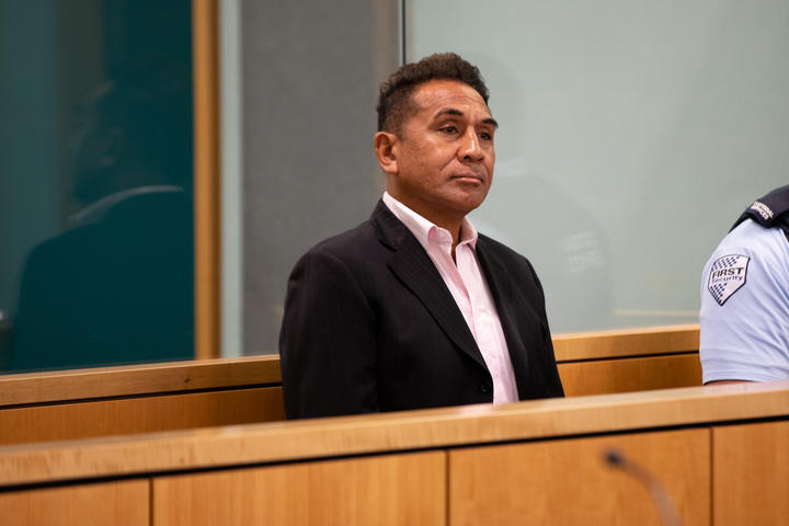 Former Auckland high school teacher Benjamin Christopher Missi Swann has appeared in the Auckland High Court and is accused of doing indecent acts on boys.