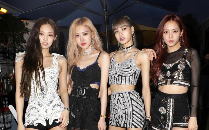 New Zealander in K-pop superstar group Blackpink storming world