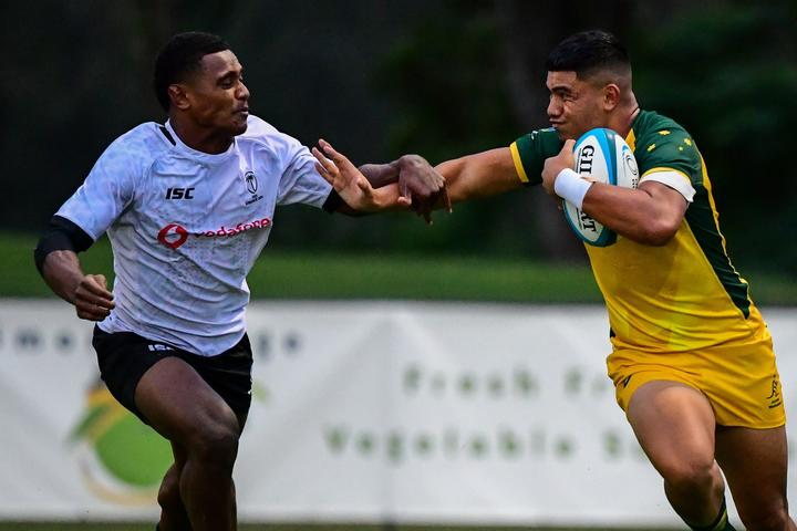 The Fiji Under 20 fell short against the Junior Wallabies.