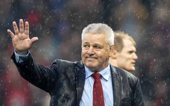 Warren Gatland poised to lead Lions to South Arica