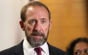 Andrew Little at Pike River Mine re-entry delay announcement