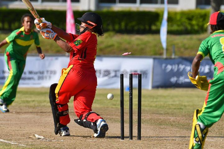 PNG and Vanuatu are among six teams vying for success at the ICC Women's World Cup Cricket Qualifier for East Asia Pacific.