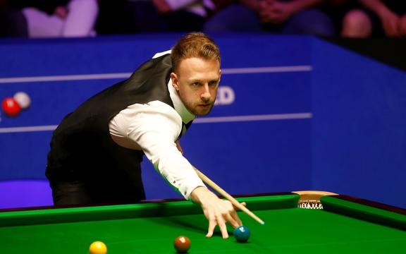 English snooker player Judd Trump.